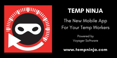 Temp Ninja Mobile App