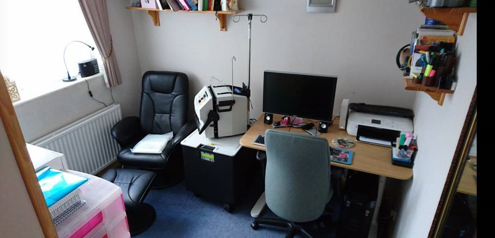 Tims office