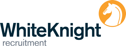 White Knight recruitment logo