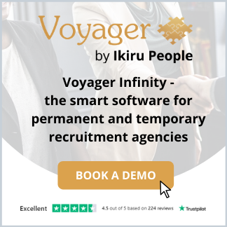 Voyager Infinity - the smart recruitment software