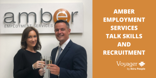 Amber Employment Services talk skills and recruitment