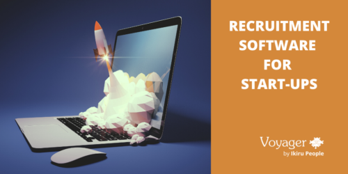 Recruitment software for start-ups