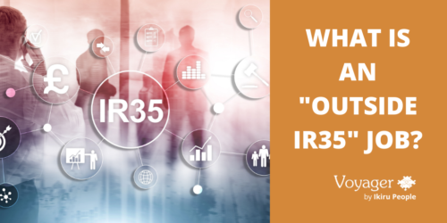 "What is an ""outside IR35"" job?"