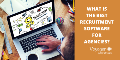 What is the best recruitment software for agencies (UK)?