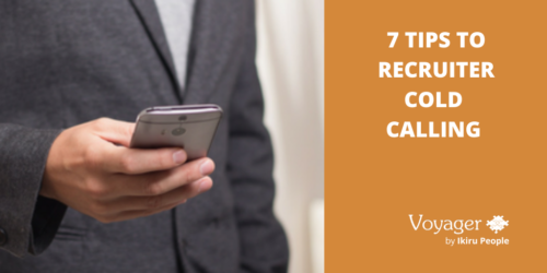 7 tips to recruiter cold calling