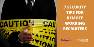 7 Security Tips for Remote Working Recruiters