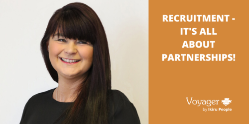 Recruitment – it's all about partnerships!