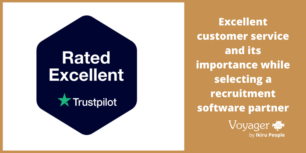 Recruitment software providers must be ready to deliver excellent service to continue retaining existing clients and winning new business