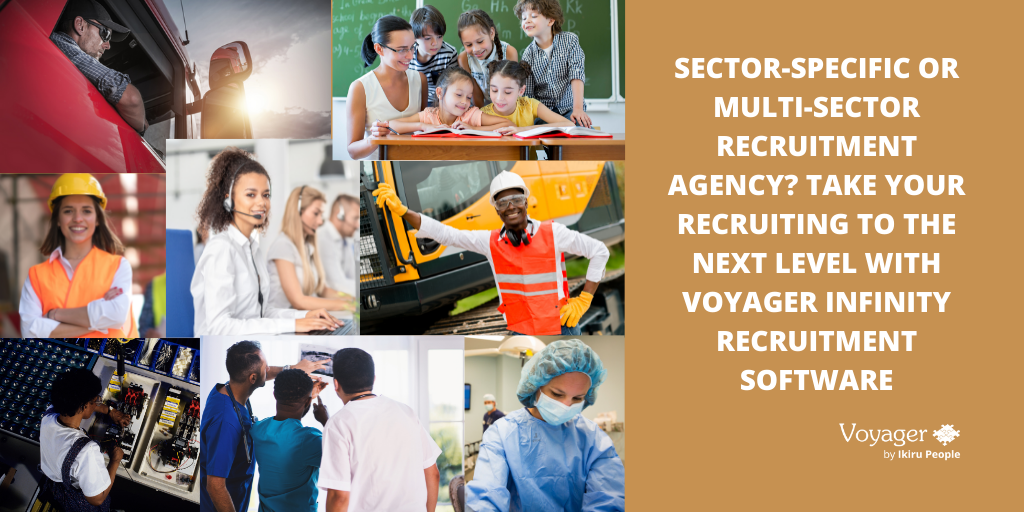 SECTOR-SPECIFIC OR MULTI-SECTOR RECRUITMENT AGENCY