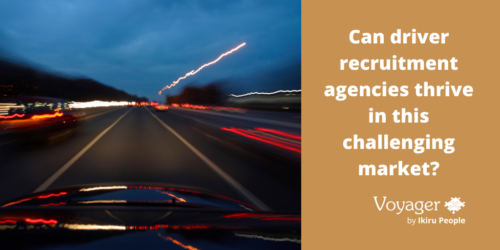 Can driver recruitment agencies thrive in this challenging market?